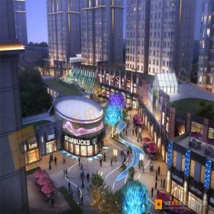 商業街照明
