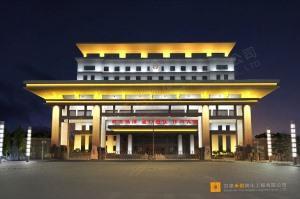 甘肃省森林总队龙8国际最新官网工程